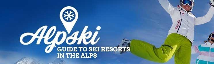 Alpski.com - Ski resorts in the Alps