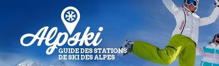 Alpski.com - Les stations des ski de Alpes