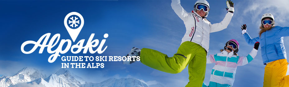 Alpski.com - Ski resorts in the Alps
