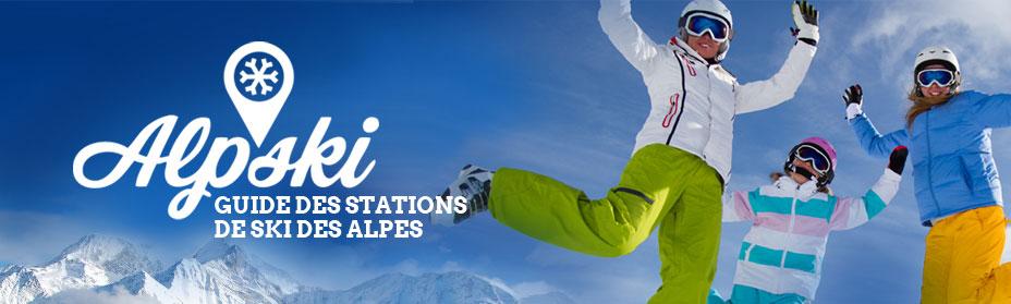 Alpski.com - Les stations de ski des Alpes