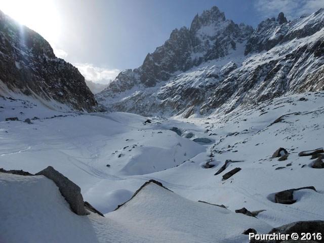Vallée Blanche, Chamonix Mont-Blanc