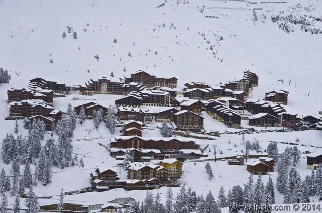 Village de Belle Plagne