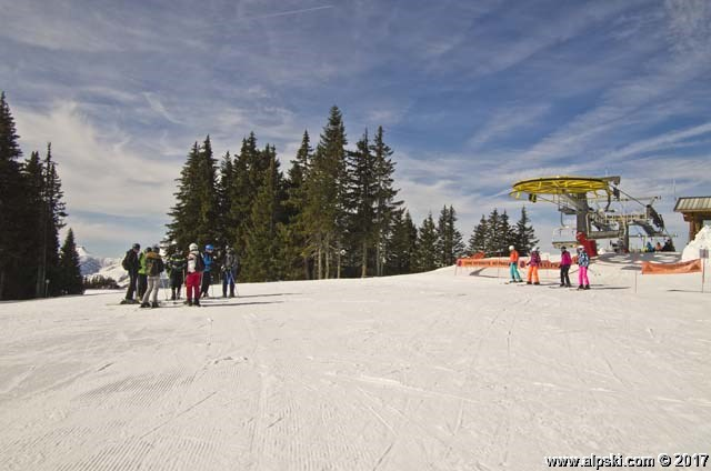 Gron chair lift
