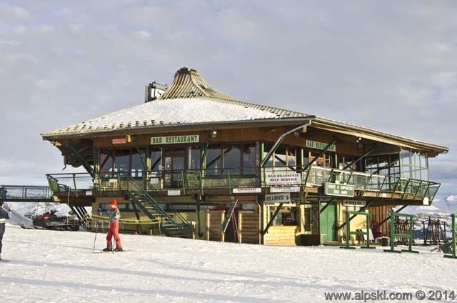 Panoramique 2000 restaurant