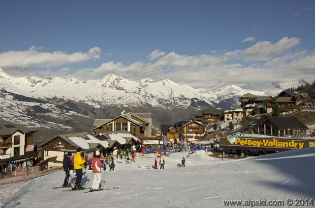 Village de Vallandry, Peisey-Vallandry