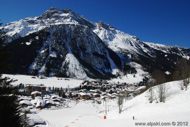 Le village, Pralognan la Vanoise