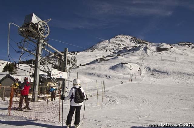 Téléski Mont Cenis, Val Cenis