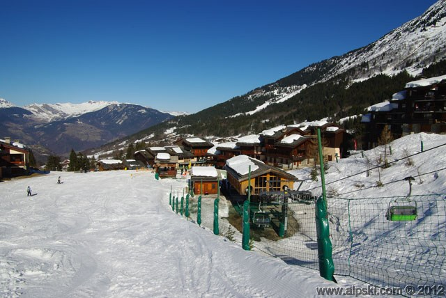 Télésiège Altispace, Valmorel